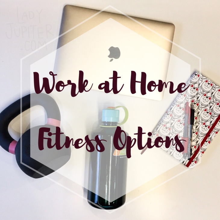 Work at home fitness options matter, learn about #deskercise with me! #fitness #workathome #milblogger