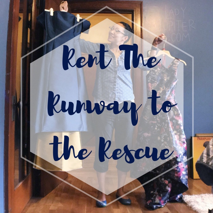 Rent The Runway to the Rescue! Why I love renting gowns, and what you can expect. #renttherunway #playingdressup #militaryballs #milblogger