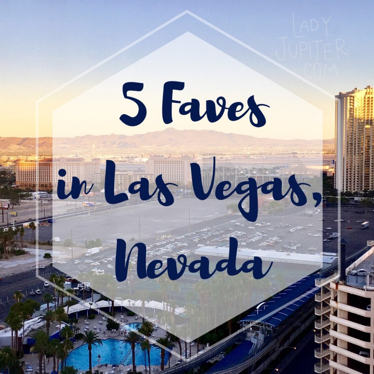 I love Las Vegas, but I don't love gambling. Here are my five favorite things to do (mostly eat) in Sin City. #lasvegas #goodeats #fivefaves
