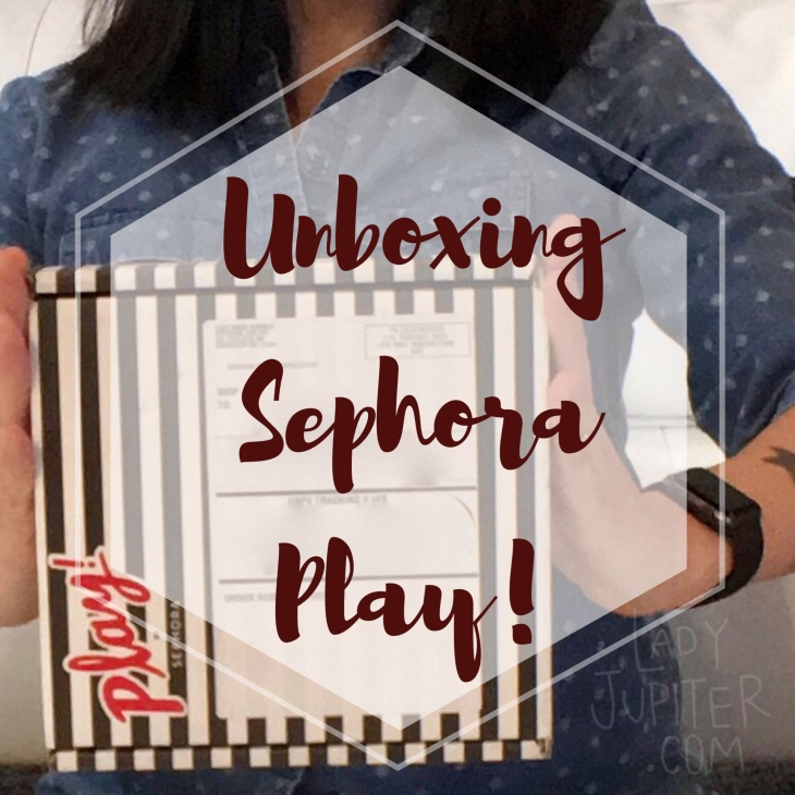 Unboxing Sephora Play! and why I cancelled my subscription to my favorite beauty box #unbox #unsubscribe #sephora