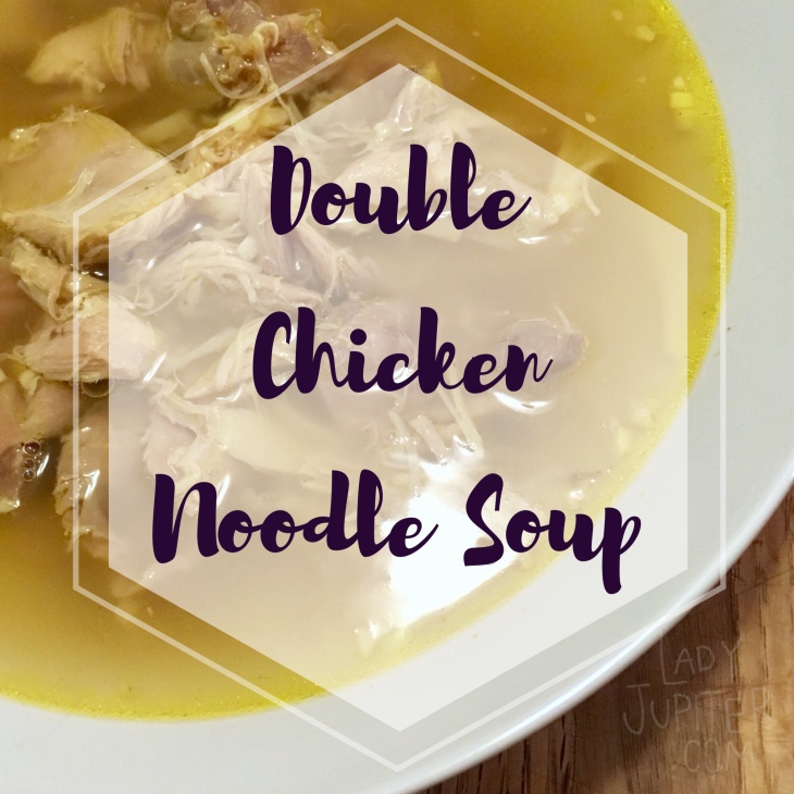 Feeling under the weather? Ladle yourself a hot bowl of my chicken soup. It's not exactly traditional, but neither am I. #curry #gizzards #instantpot