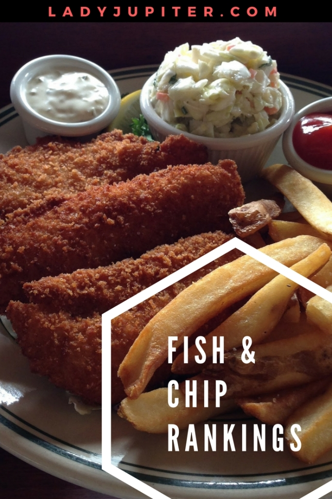 I love fish + chips, so I order them everywhere I can. This article marries my love of this dish and traveling, hooray! Suggestions welcome. . #fishnchips #foodtour #milblogger