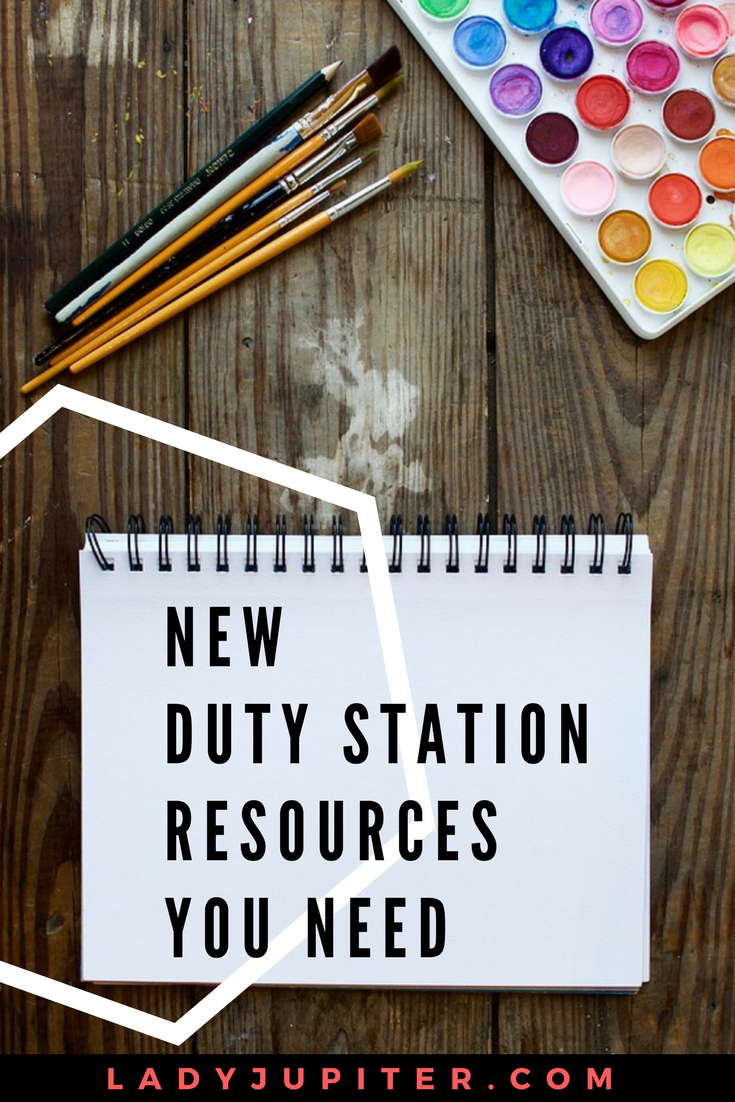 This is a must-read if you just PCSed to a new installation. Pin for later or bookmark this checklist. It's all about finding services before you need them. #prepared #planahead #milspouse