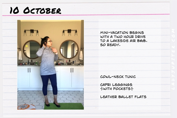 Outfit of the day October 10. #OOTD #NotAFashionBlogger #JustANormalLady