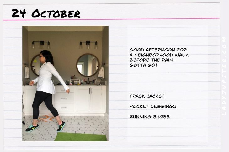 Outfit of the day October 24. #OOTD #NotAFashionBlogger #JustANormalLady