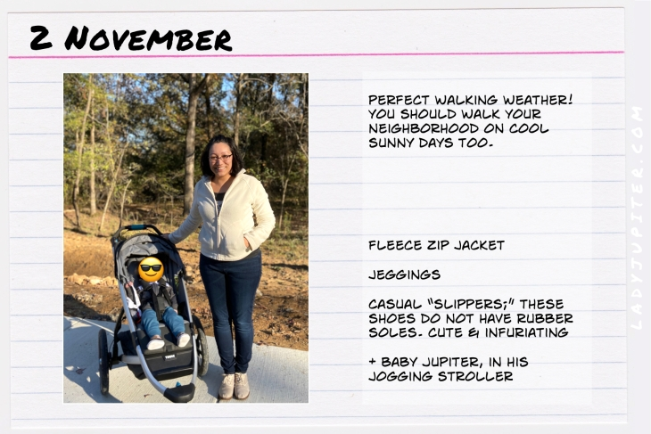 Outfit of the day November 2. #OOTD #NotAFashionBlogger #JustANormalLady