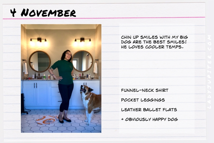 Outfit of the day November 4. #OOTD #NotAFashionBlogger #JustANormalLady