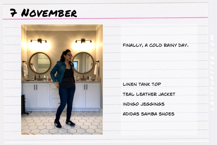 Outfit of the day November 7. #OOTD #NotAFashionBlogger #JustANormalLady