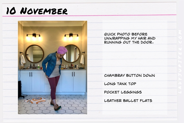 Outfit of the day November 10. #OOTD #NotAFashionBlogger #JustANormalLady