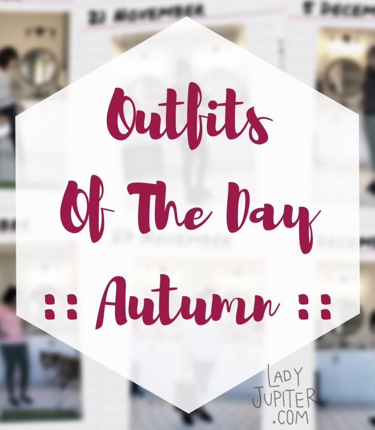 Outfits of the day. #OOTD #Autumn #Fall #casualfashion #outfits #easystyling
