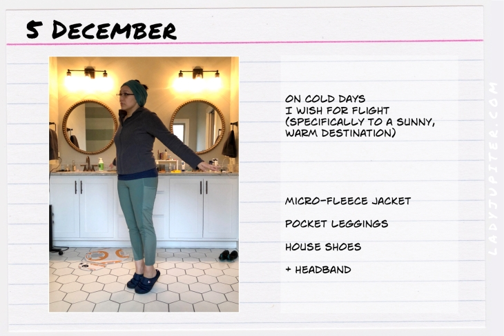 Outfit of the day December 5. #OOTD #NotAFashionBlogger #WhatIWore #ootdshare