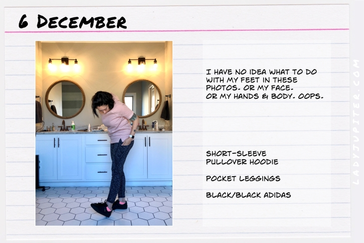 Outfit of the day December 6. #OOTD #NotAFashionBlogger #WhatIWore #ootdshare