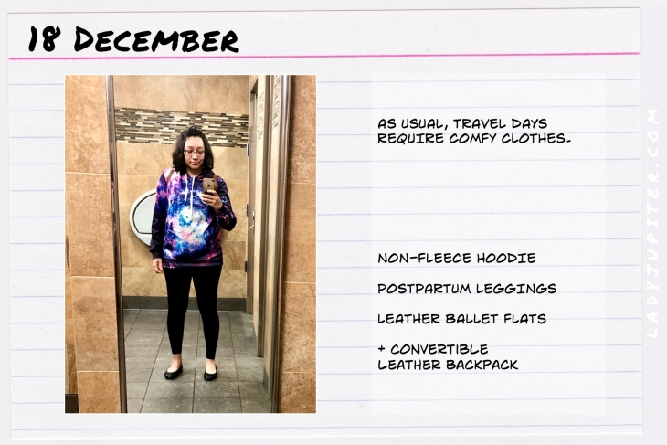 Outfit of the day December 18. #OOTD #NotAFashionBlogger #WhatIWore #ootdshare #Blanqi
