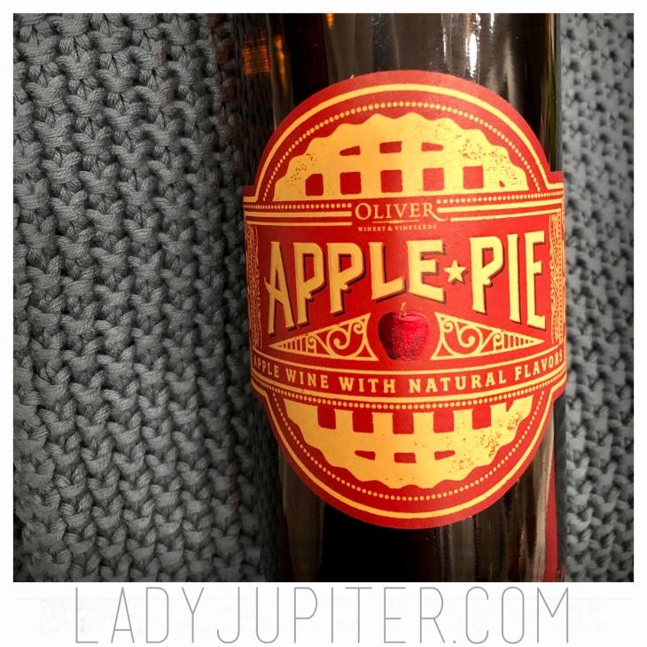 Oliver apple pie wine, ladyjupiter.com
