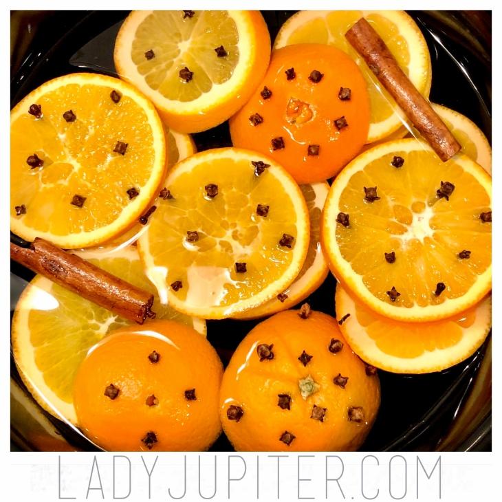Favorite simmer pot