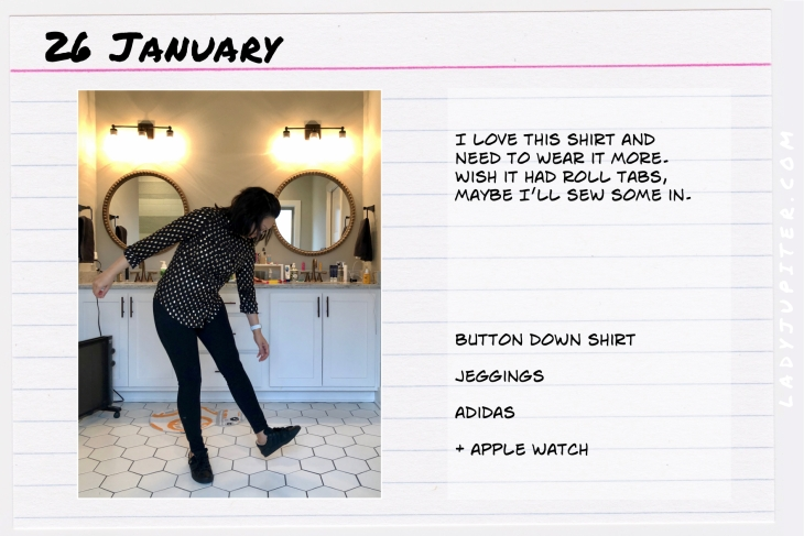 Outfit of the day January 26. #OOTD #WhatIWore #ootdshare #Adidas