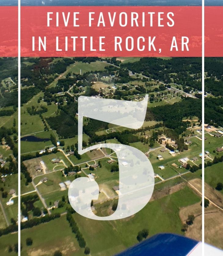 Talking today about my favorites in Little Rock Arkansas! It was hard to pick only five - surely I'll be back with more specific neighborhoods because there's so many great shops and restaurants to choose from. #LittleRock #ShopLocal #CentralArkansas