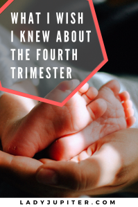 Let's talk about postpartum surprises the fourth trimester. From tendonitis to no more makeup (at least for now) - this post is not about the baby 😉 #FourthTrimester #Postpartum #RealTalk