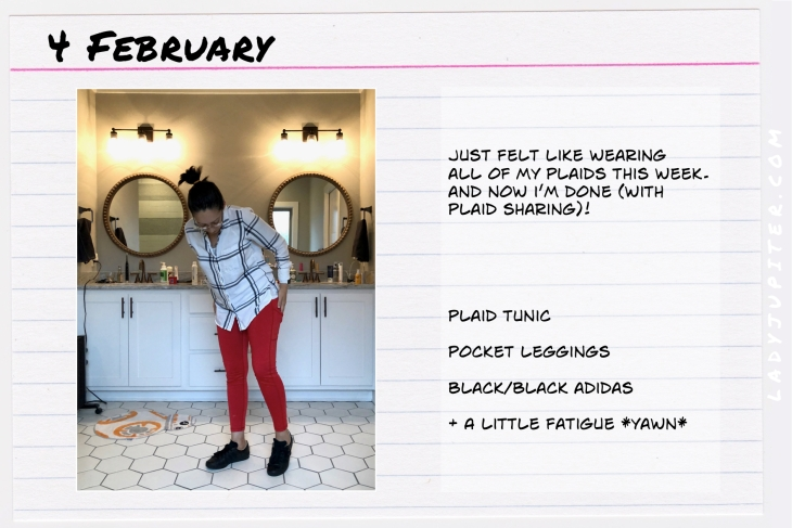 Outfit of the day February 4. #OOTD #WhatIWore #ootdshare #pocketleggings #adidasoutfit