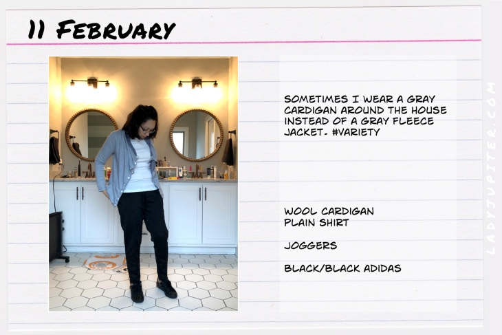 Outfit of the day February 11. #OOTD #WhatIWore #ootdshare #mondetta #adidasoutfit