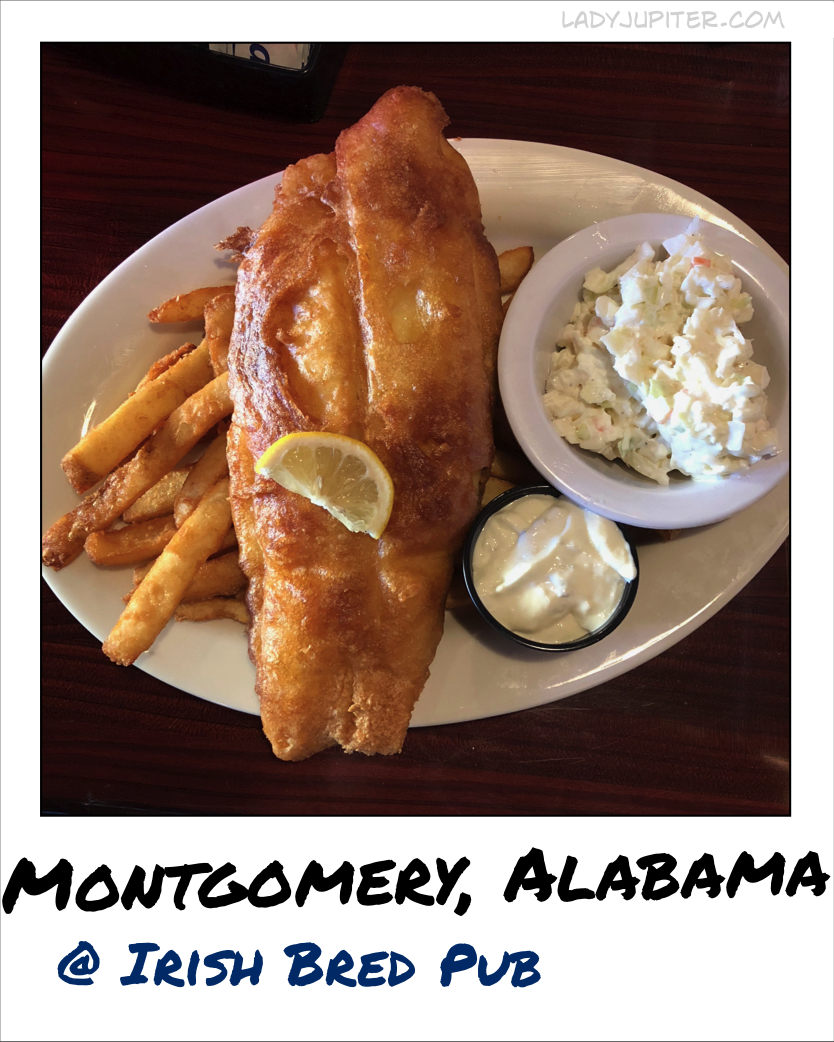 I love fish + chips, so I order them everywhere I can. This article marries my love of this dish and traveling, hooray! Suggestions welcome. #fishnchips #foodtour #milblogger