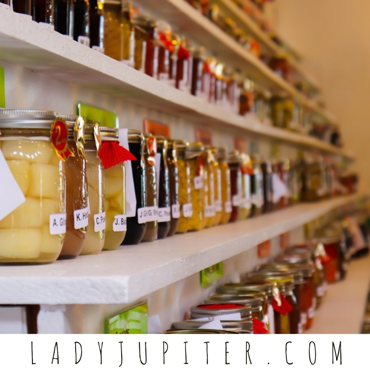 Thinking about pantry foods and shelf-stable food. #foodsecurity #pantry #canning
