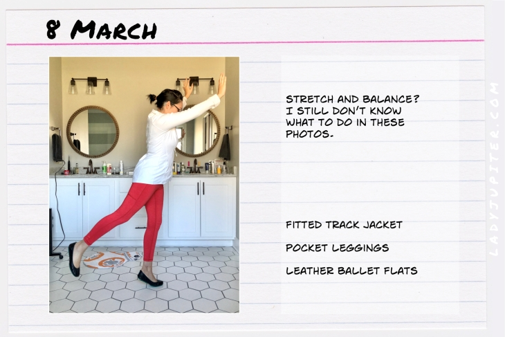 Outfit of the day March 8. #OOTD #dailyoutfit #mondetta