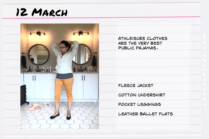 Outfit of the day March 12. #OOTD #dailyoutfit #ododos