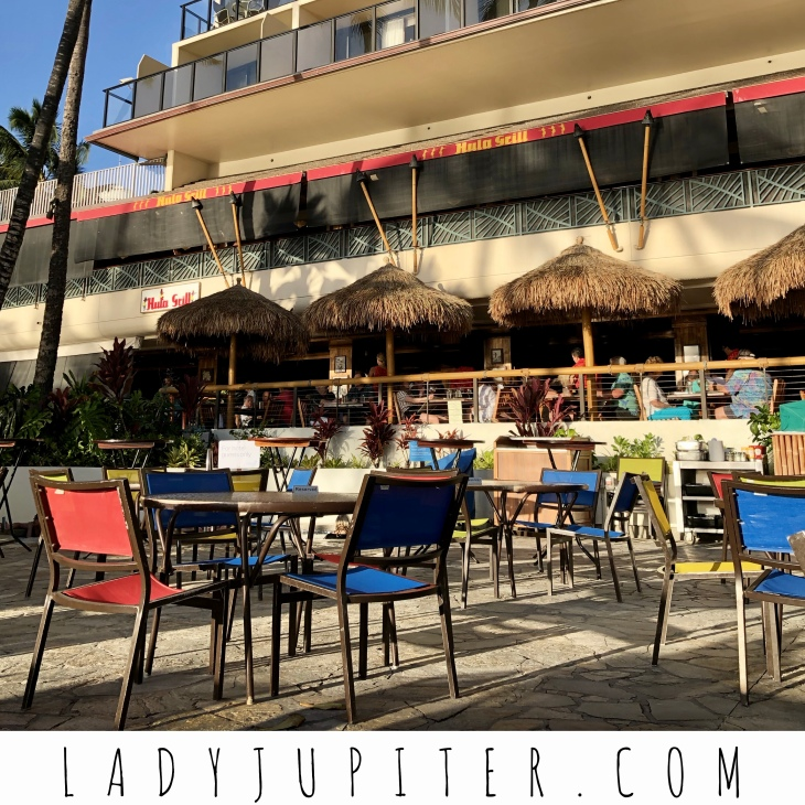 Thinking about Duke's Waikiki. #patioseating #DukesWaikiki
