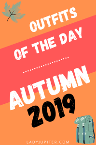 Outfits of the Day #OOTD #OOTDshare #postpartum #Autumn #Fall