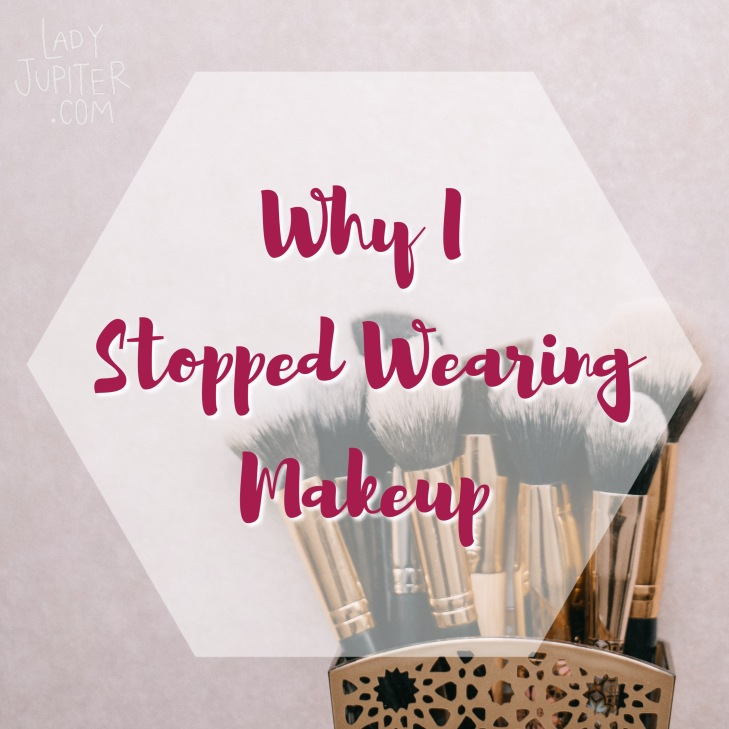 Just sharing my decision to stop wearing makeup, and sharing the benefits that I have been loving! Food for thought for you budding minimalists and folks in a hurry who still want to look nice. #noMakeup #healthyskin #minimalism