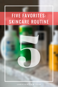 Writing about my five almost-daily skincare favorites! K Beauty has changed my life for the better, here are the products I use while raising a toddler. #Skincare #Over35 #KBeauty