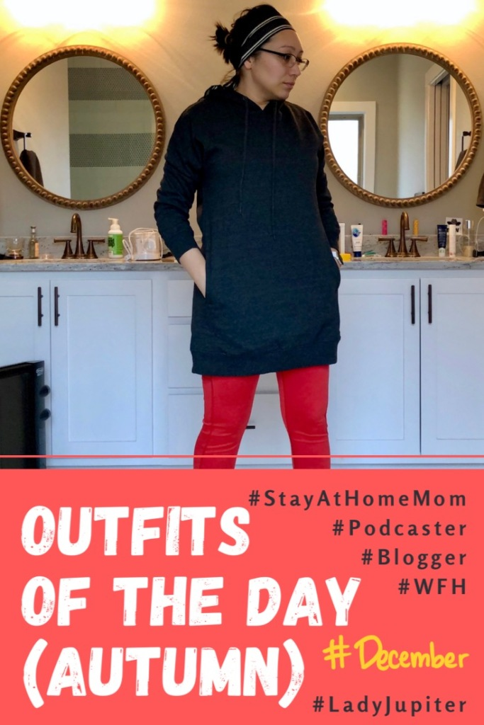 Autumn 2019 Outfits of the Day. Some outfits before I started to lose the baby weight #SAHM #podcaster #blogger #ladyjupiter