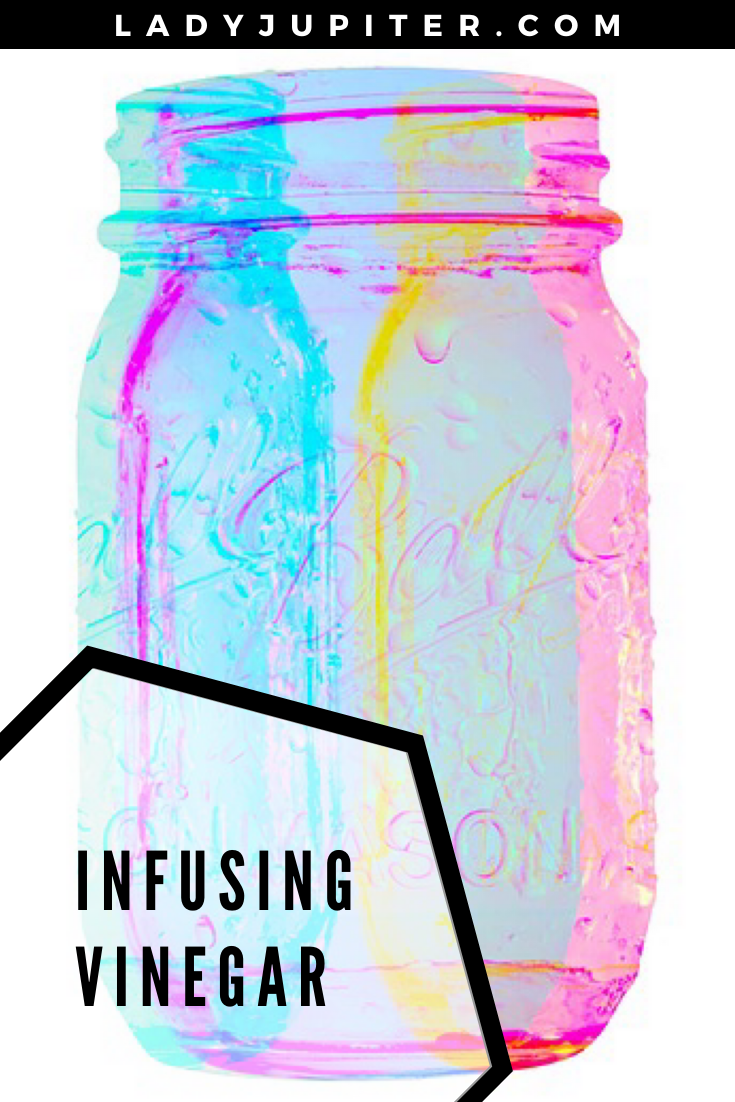 This post is all about infusing vinegars. It's a handful of basics, my favorites, and some reading material. Come see how easy it is to make your own all-natural tonics - perfect for cold months and family friendly overall. #firecider #vinegar #infusions #healthytonic #freshproduce