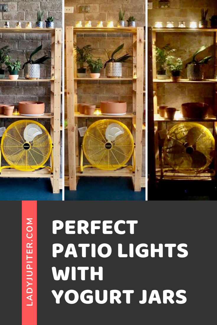 Want a perfectly lit patio with only solar LEDs? I got you! #LadyJupiter #PatioSeason #SolarLEDs #PatioLighting