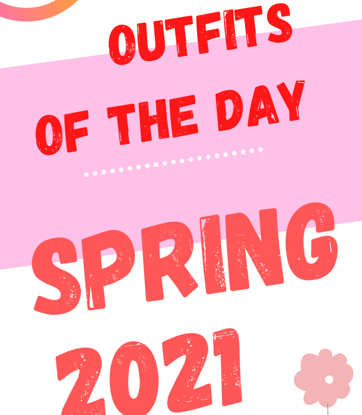 Hello again, Spring - I sure missed you. Let's see what I wore this season! #OOTD #OutfitShare #MomOutfits #SpringWardrobe
