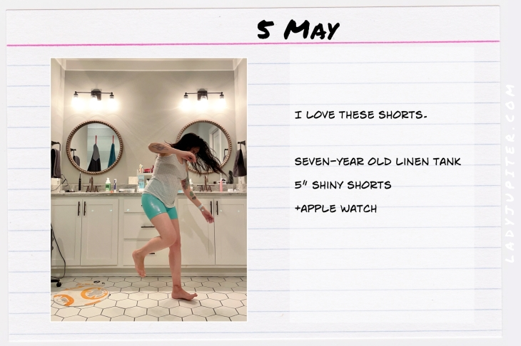 Spring Outfits of the Day. #OOTD #May #MomOutfits #LadyJupiter #WODbottoms