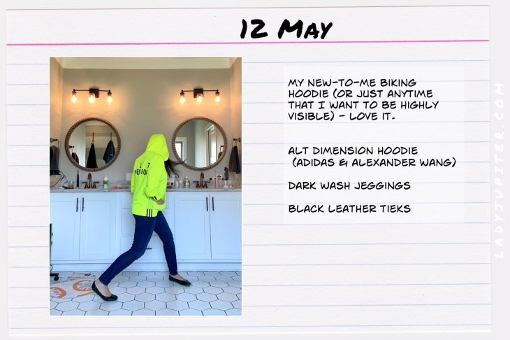 Spring Outfits of the Day. #OOTD #May #MomOutfits #LadyJupiter #AlexanderWang