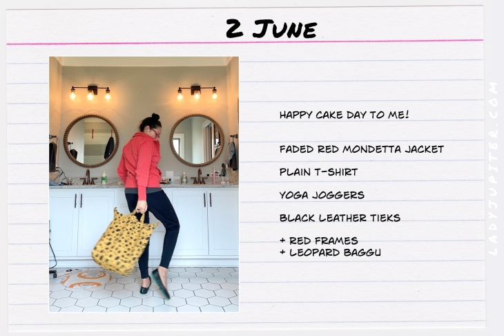 Spring Outfits of the Day. #OOTD #June #MomOutfits #LadyJupiter #DuckBag