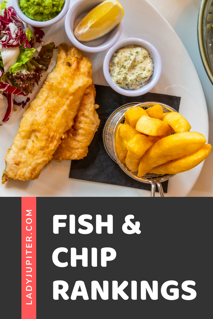 I love fish & chips, and I love sharing...so here's the place where I just talk about F&C. Yum. #LadyJupiter #letseat #fishandchips #friedfish