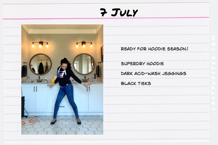 Summer Outfits of the Day. #OOTD #July #MomOutfits #LadyJupiter #SuperDry