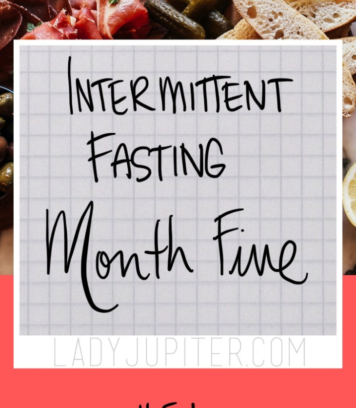 Five months into my new lifestyle - it's simple, but still takes discipline. Here's my experience so far. #LadyJupiter #fasting #itsalifesyle #notadiet