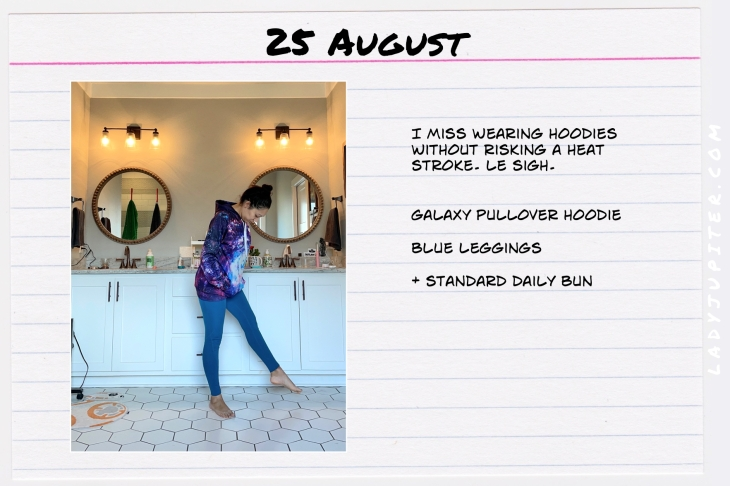 Summer Outfits of the Day. #OOTD #August #MomOutfits #LadyJupiter #casualleggings