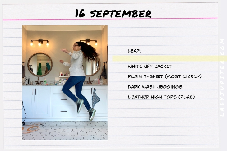 Outfits of the Day, September! #OOTD #September #MomOutfits #LadyJupiter #Plae