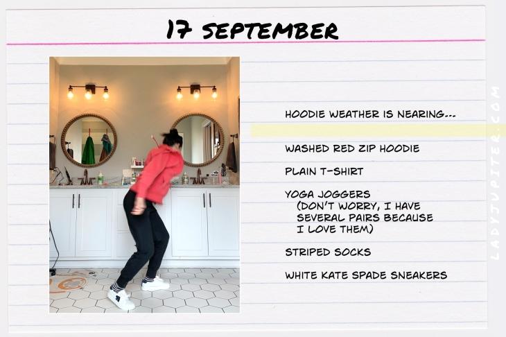 Outfits of the Day, September! #OOTD #September #MomOutfits #LadyJupiter #KateSpade
