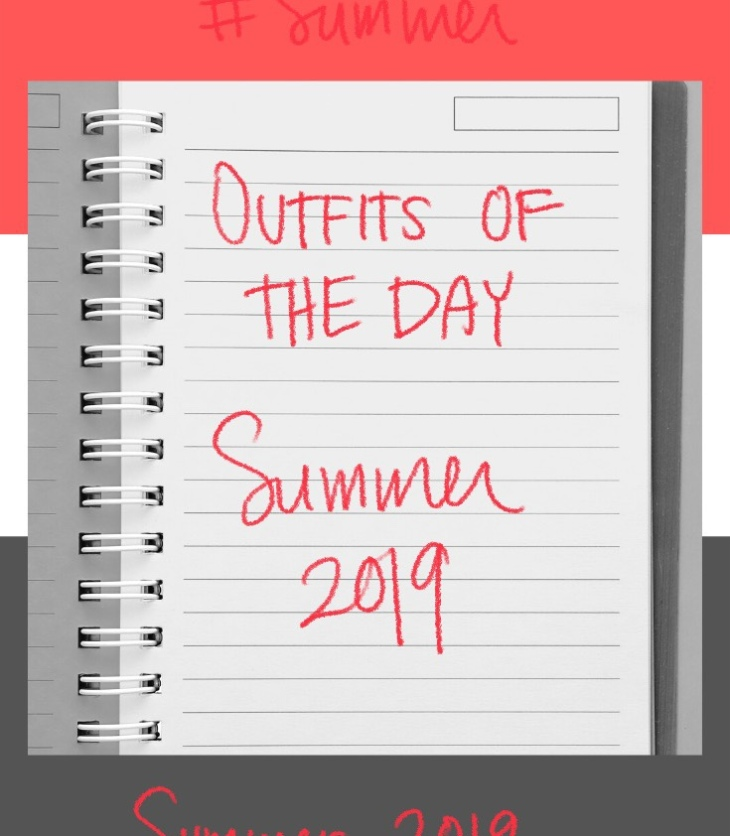 Outfits of the Day - Summer! Please enjoy this collection of seasonal outfits. #LadyJupiter #OOTD #outfits #postpartum